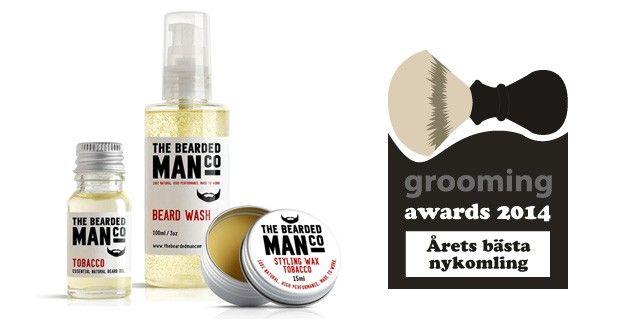 The Bearded Man Company Moustache Wax Walk in the Woods - Beardshop