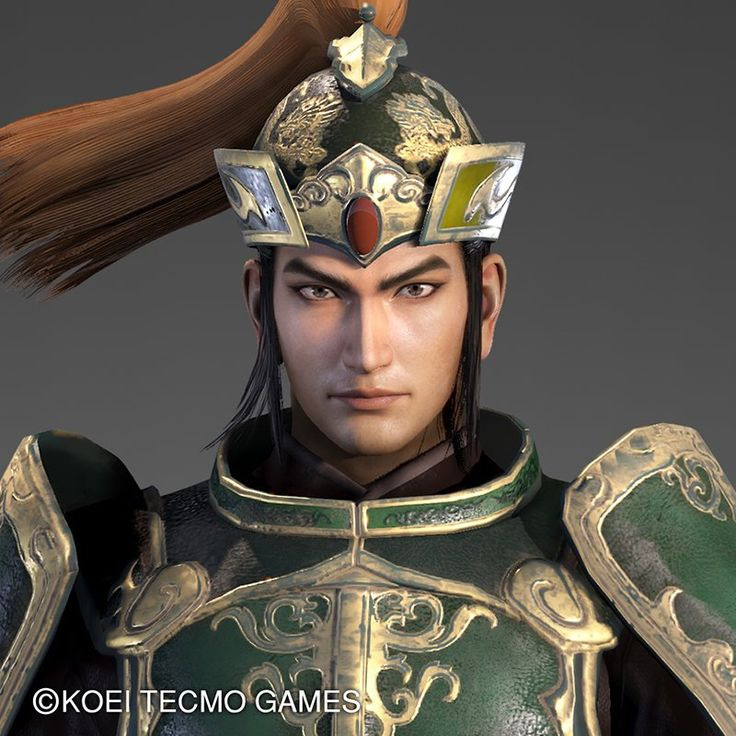 Dynasty Warriors 9's Liu Bei will appear both with and without a goatee