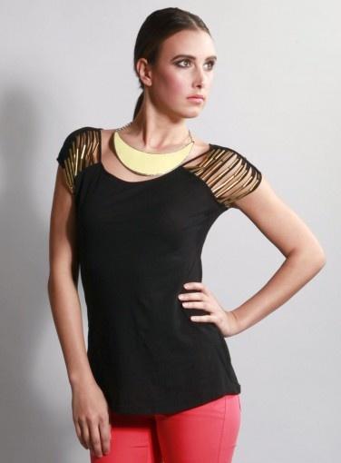 Sahara Tee by Minty Meets Munt #MMM #goshcelebrity #fashion #shop #online #style