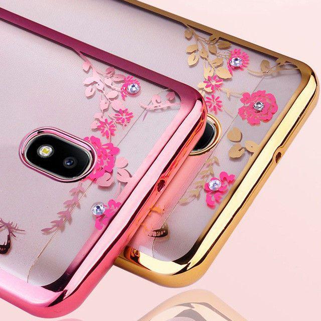 1 79 Glitter Silicone Cover For Samsung Galaxy J3 J7 J5 2017 Eurasian Version Case Ebay Electronics