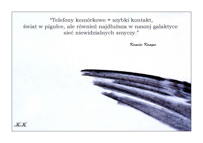 Telefony komórkowe..... #Kampa-Kamila,  #Różne, #Świat-i-podróże