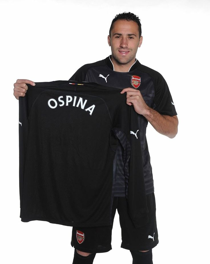 David Ospina, nuevo arquero del Arsenal