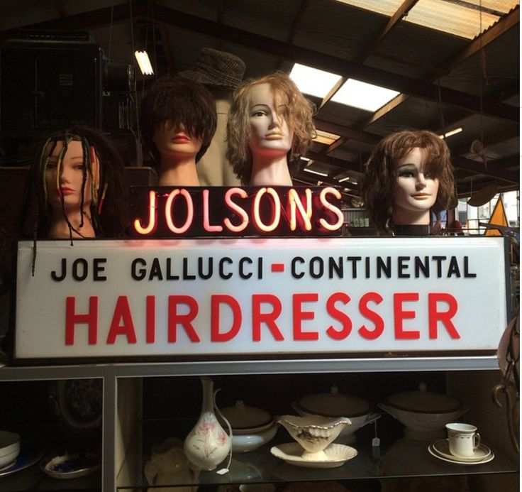 Hairdresser Section