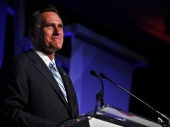 "sept 18, 2012  Romney seeks to shift focus to Obama ""redistribution"" comment      Republican presidential candidate Mitt Romney on Tuesday sought to shift the focus from a leaked video of controversial comments he made at a fundraiser earlier this year to comments President Obama made in 1998 about the ""redistribution"" of we"
