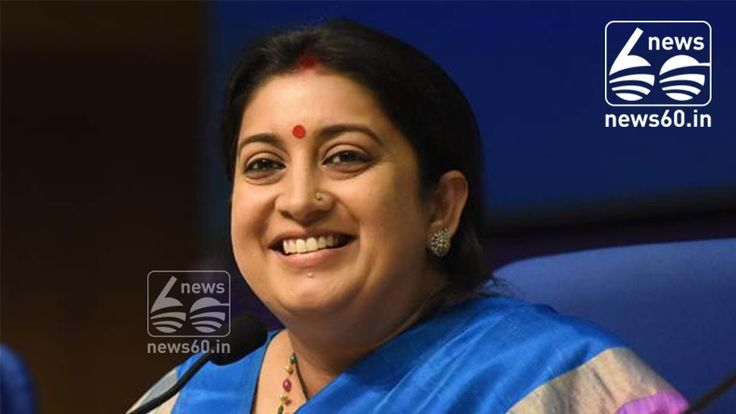 Smriti Irani leading in race to be next Gujarat Chief Minister?