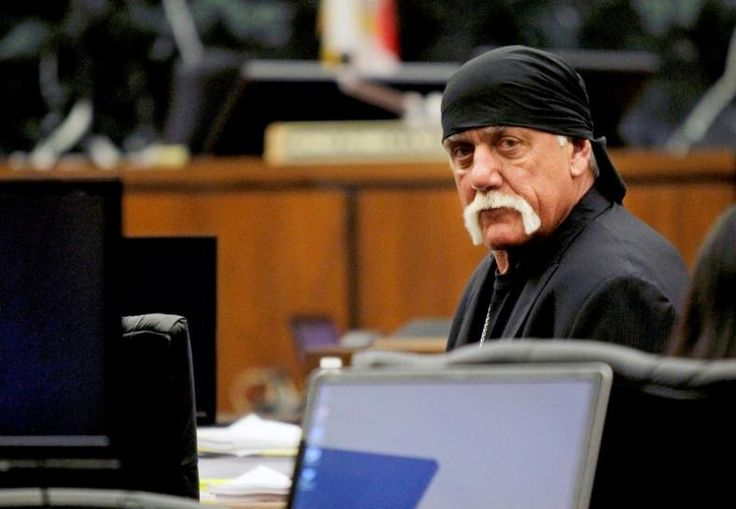 Florida jury to weigh punitive damages in Hulk Hogan sex tape case #U_S_A_ #iNewsPhoto