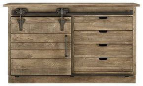 Higgins Sideboard eclectic-buffets-and-sideboards