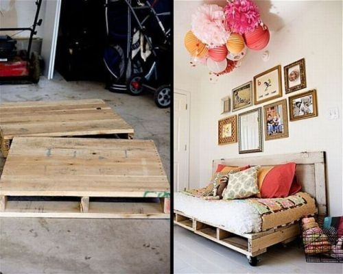 Great home ideas for pallets