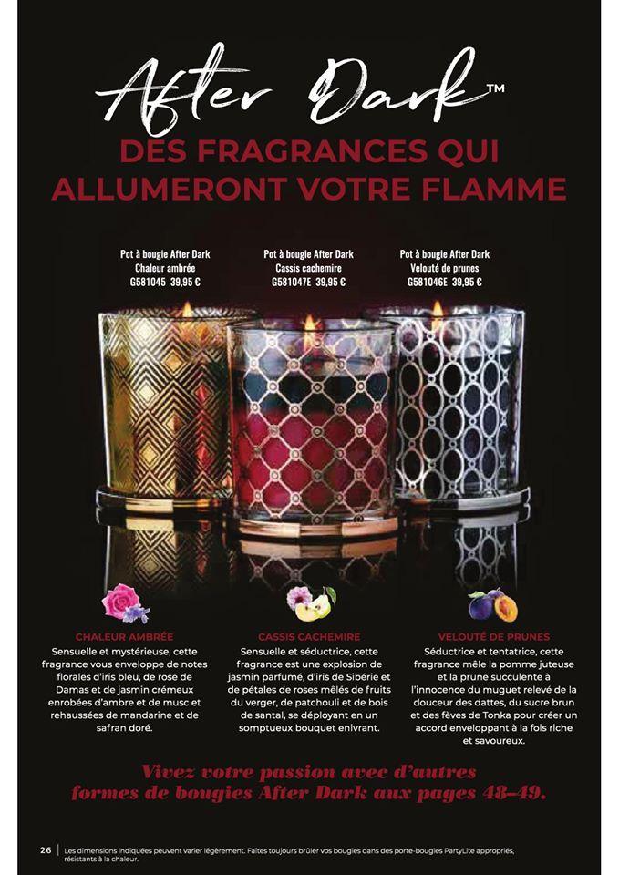 Bougies Parfumees Catalogue Partylite Belgique Ete 2020 In 2020