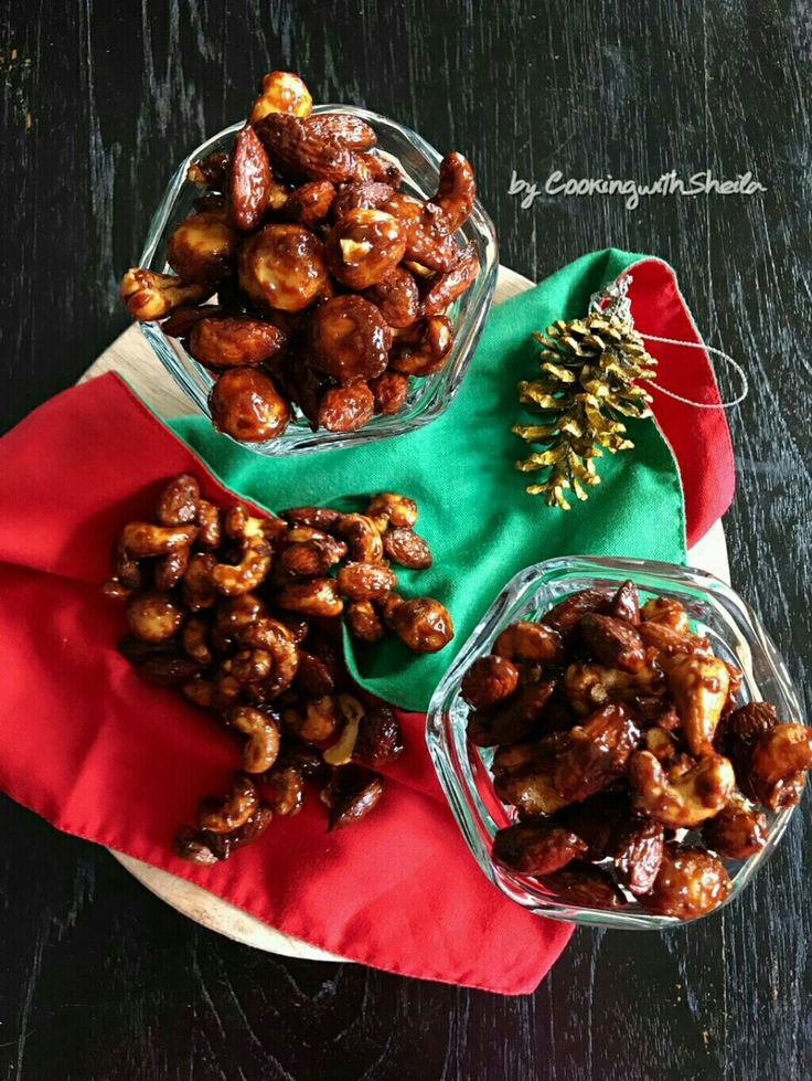 Spiced Roasted Almond