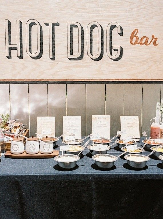 """Hot Dog"" 3rd birthday by Jennifer Laura Design"