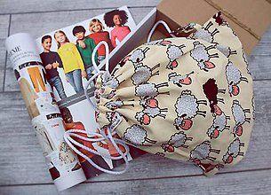 Detské tašky - Detský ruksačik XS - 8906421_