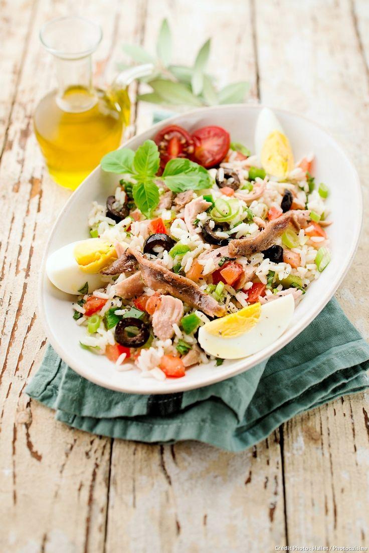 Salade niçoise - Une recette classique du sud à redécouvrir cet été...