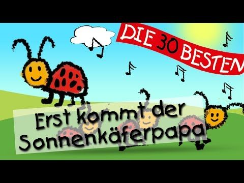 In einem Apfel - Die besten Kindergartenlieder || Kinderlieder - YouTube