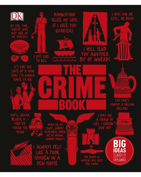 From Jack the Ripper to the modern day drug cartels, discover the most notorious crimes and criminals in history.With a foreword by bestselling crime