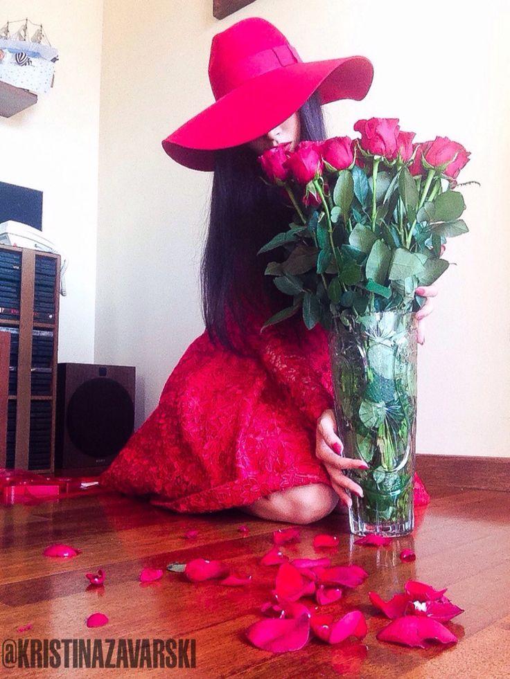 Happy Valentine's Day!! ❤️ New post on blog www.kristinazavarski.com/happy-valentines-day-by-kristina-zavarski