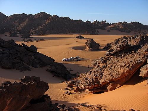 Akakus Desert - Libya