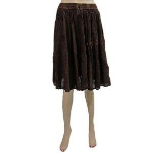 "Women Hippie Boho Gypsy Skirt Choco Brown Cotton Skirts India Clothing 23"" L (Apparel)  http://www.amazon.com/dp/B007P2F9TI/?tag=http://howtogetfaster.co.uk/jenks.php?p=B007P2F9TI  B007P2F9TI"