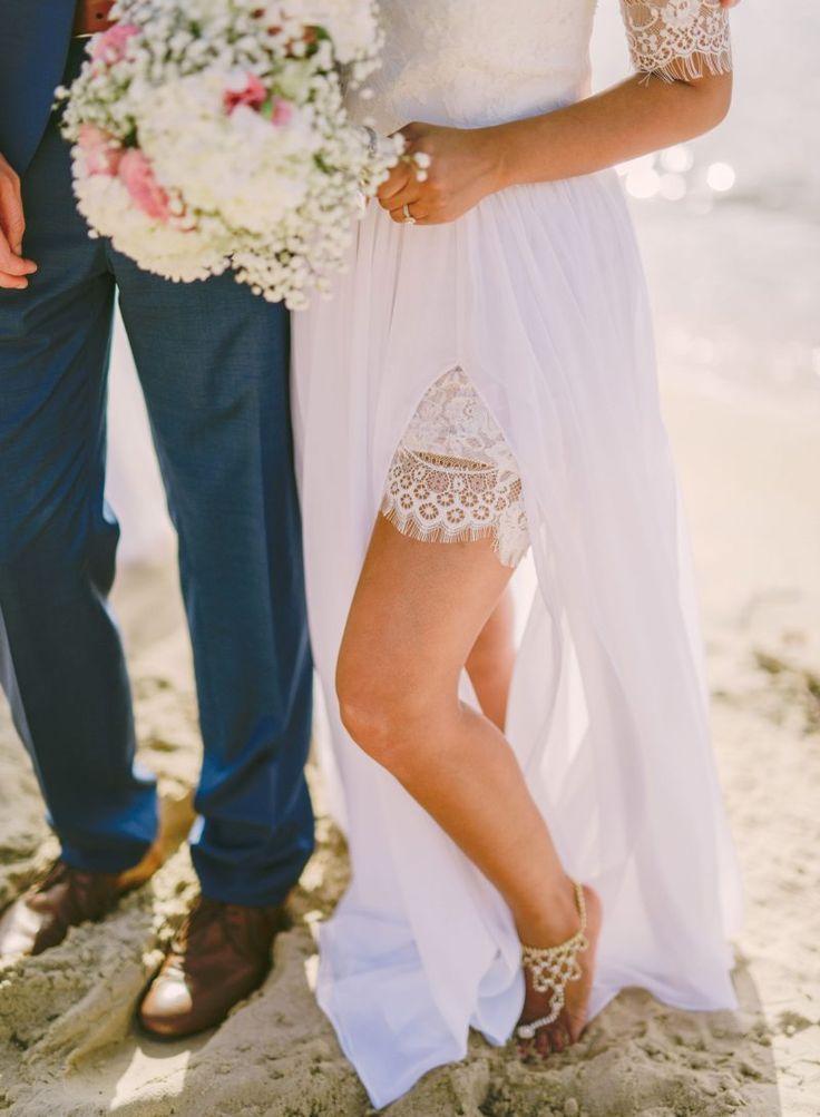 Real Wedding   Beach Wedding Sydney   Candid Wedding Photography   Relaxed Wedding   Beach Wedding Inspiration   Beach Wedding Dress   Lace Wedding Dress   Barefoot Bride