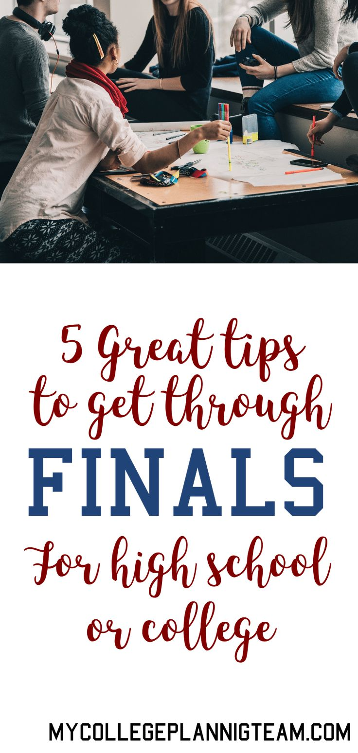 5 great tips for getting through finals  #collegefinals #college #collegetips #survivingfinals