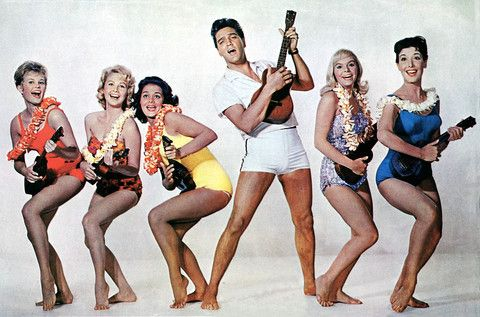 5 Tiki Movies full of Vintage South Seas Fashion