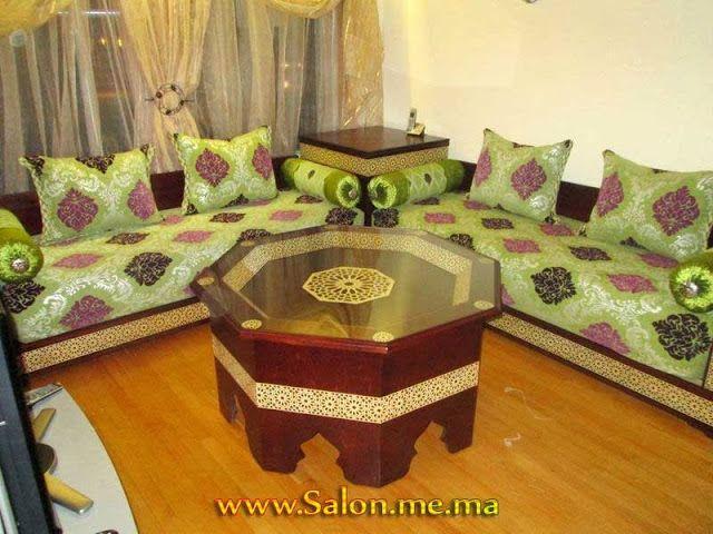 30 best Salon Marocain images on Pinterest | Moroccan living rooms ...