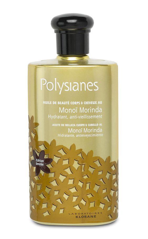 Las claves para cuidar el cabello bajo el sol: aceite de belleza Monoï de Tahiti de Polysianes