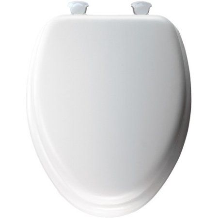 Padded Toilet Seat Elongated