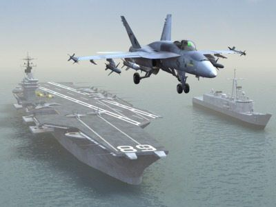 USS Nimitz is one of the biggest aircraft carriers in the world today and the first vessel to be launched under the Nimitz class of warships
