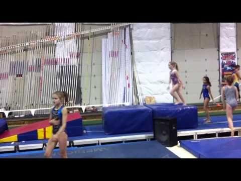 Gymnastics Tumbling Drills | Gymnastics Lessons - YouTube