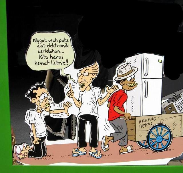 Kartun Benny & Mice: Green Fest - Hemat Listrik