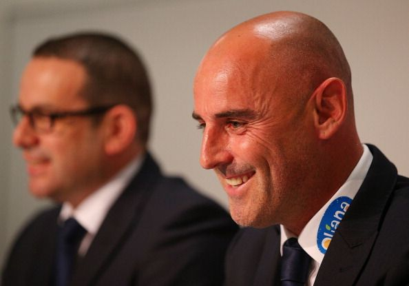 Kevin Muscat is our new coach! Head to www.melbournevictory.com.au to read all about it.