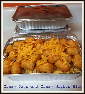 Cowboy Casserole @Heather Creswell Purple, couple of ideas on here.