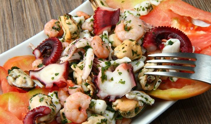 fresh fish #food #tipical #fresh #veneto #italy #fresh http://www.venetoesapori.it/it/protagonista/ristorante-aurora