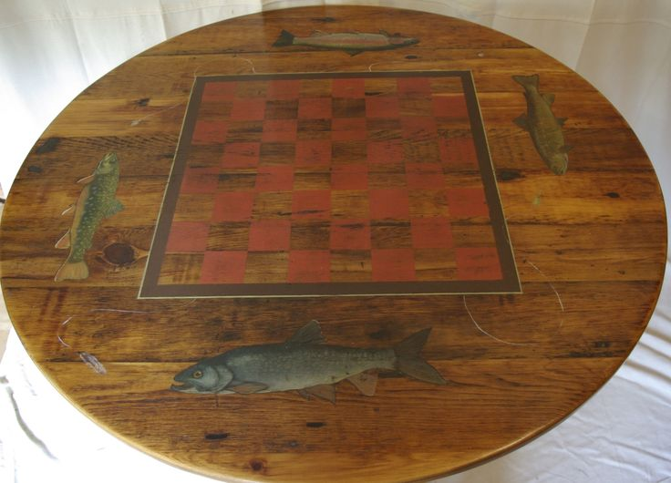 35 Best Images About Fish Furniture On Pinterest Rustic