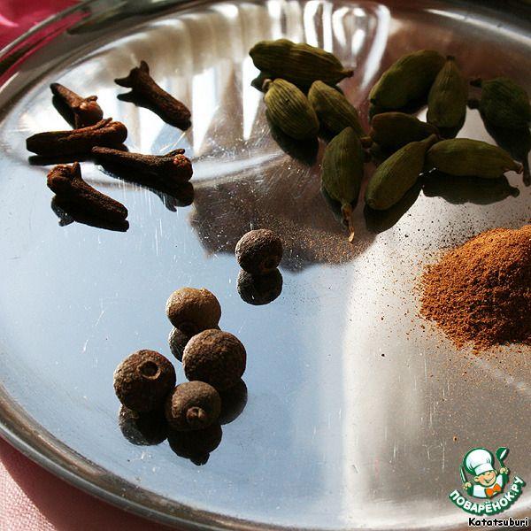 Масала чай индия