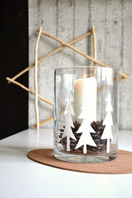 Venoška Made: Zimní svícen...