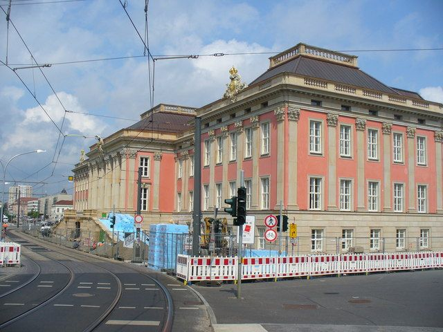 Potsdam - Stadtschloss 2013 (City Palace 2013)