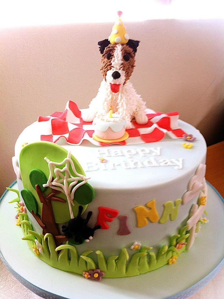 dog bday cake 1000 ideas about puppy birthday cakes on 3639