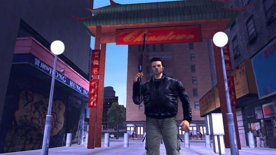 Top iPhone Game #148: Grand Theft Auto III - Rockstar Games by Rockstar Games - 05/08/2014
