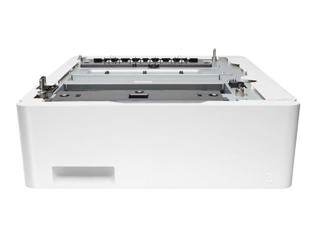 HP - Bac d'alimentation - 550 feuilles dans 1 bac(s) - pour Color LaserJet Pro M452, MFP M377, MFP M477