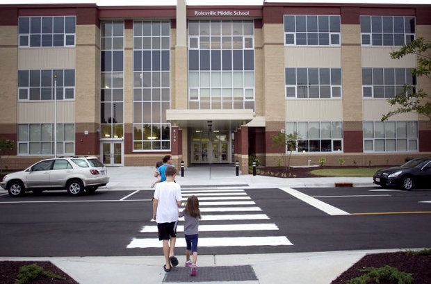 """""""RALEIGH — Tension over a bill that would strip the Wake County school board of its power over school construction flared up Thursday, forcing an early end to the meeting on putting a school construction bond referendum on the fall ballot."""""""