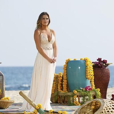 Buzzing: The Bachelorette Finale: JoJo Fletcher Makes Her Final Pick and Gets Engaged