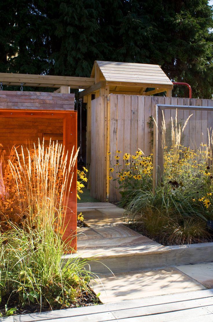 44 best London Family Garden Design in Harrow, images on Pinterest ...