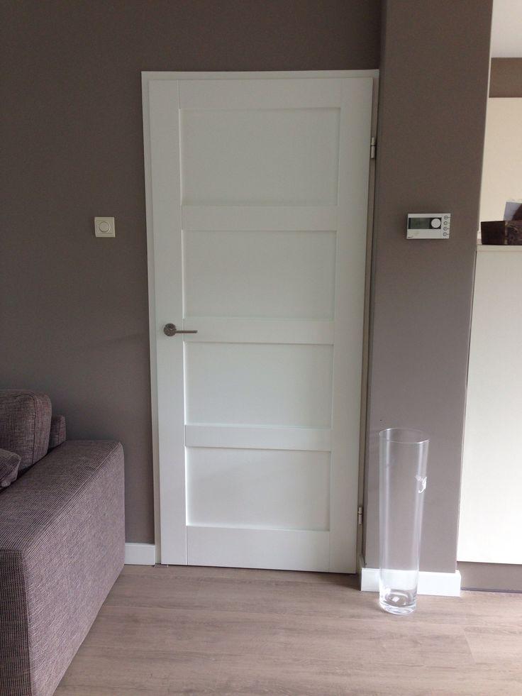 Binnendeur 4 vakken