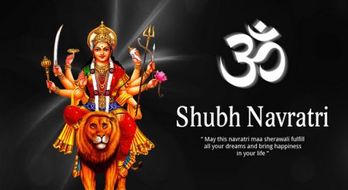 Happy Navratri Whatsapp SMS Wishes Messages Quotes 2015 Status