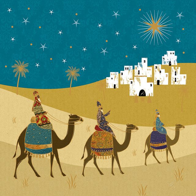 xmas card camel | Recent Photos The Commons Getty Collection Galleries World Map App ...