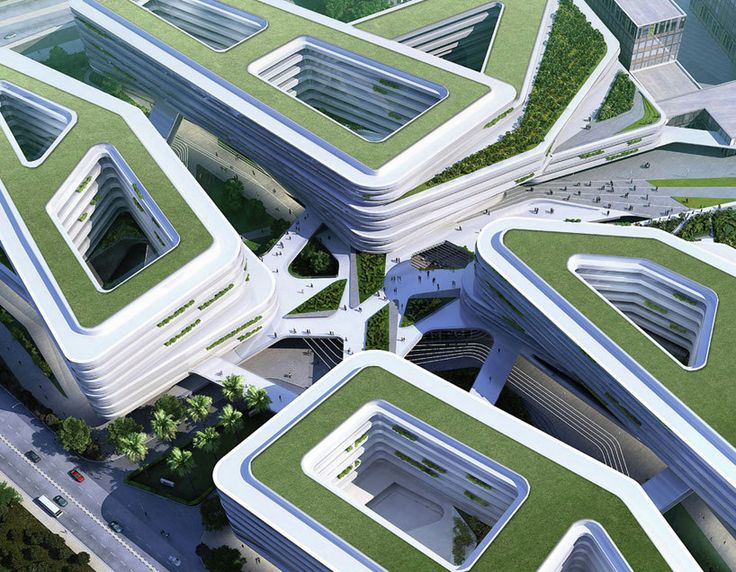 Gallery - Singapore University of Technology and Design / UNStudio + DP Architects - 1