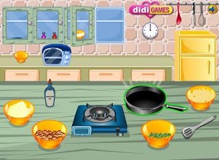 Here is our talented Cooking Master and here are the most delicious and easy-to-cook recipes ever! If you wanna have the best tasting omelette from different cultures and wanna cook it in an easiest way; you're welcome girls! Just roll up your sleeves open your ears up and follow the instructions given by our master!  Game Controls:  This game is played with mouse.  Click Here To PlayBack To Home Page  For Best Content Visit>Flash Games Empire Subscribe: Flash Games Empire YouTube Follow Us…