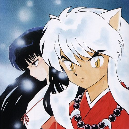 17 Best images about Inuyasha and Kikyo on Pinterest ...